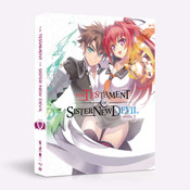 The Testament of Sister New Devil Season 1 + OVA Limited Edition Blu-Ray/DVD