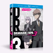Danganronpa 3 Future Arc Blu-Ray/DVD