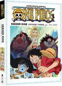 One Piece Season 9 Part 1 DVD