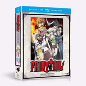 Fairy Tail Collection 10 Blu-Ray/DVD