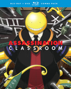 Assassination Classroom Season 1 Part 2 Blu-ray/DVD