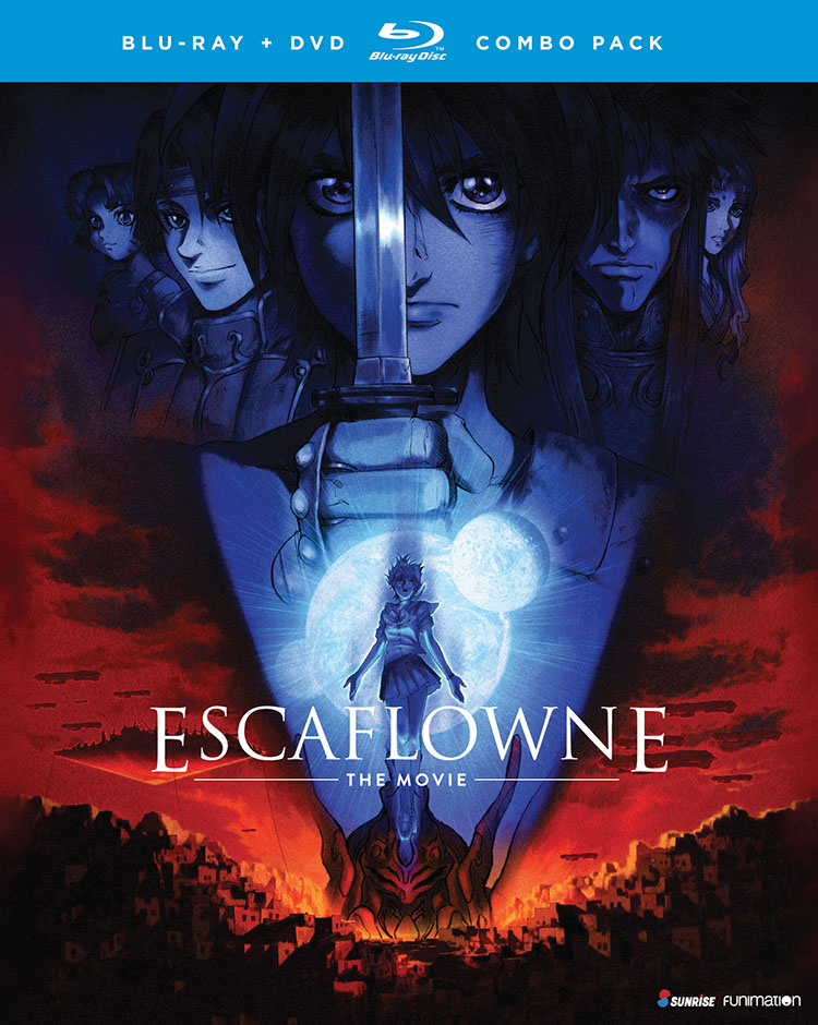 Escaflowne The Movie Blu-ray/DVD 704400014505