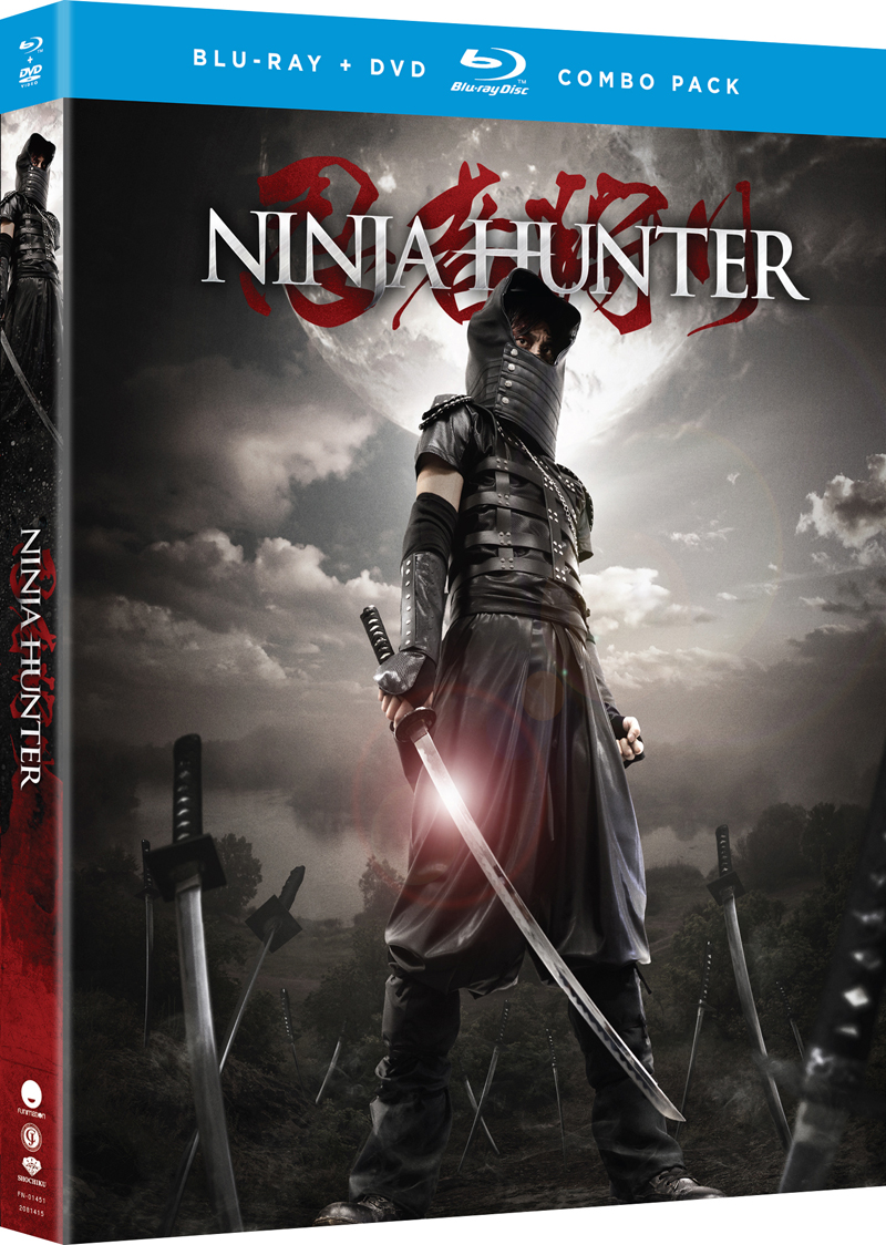Ninja Hunter Blu-ray/DVD 704400014512