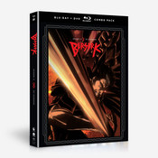 Berserk Season 2 Blu-ray/DVD