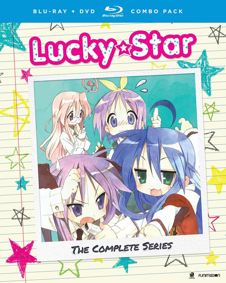 Lucky Star Complete Series