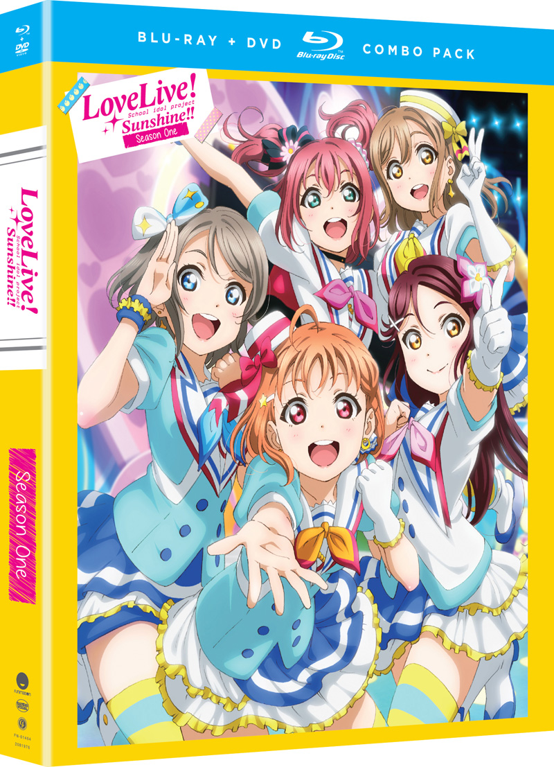 Love Live! Sunshine!! Season 1 Blu-ray/DVD