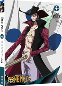 One Piece Collection 21 DVD Uncut