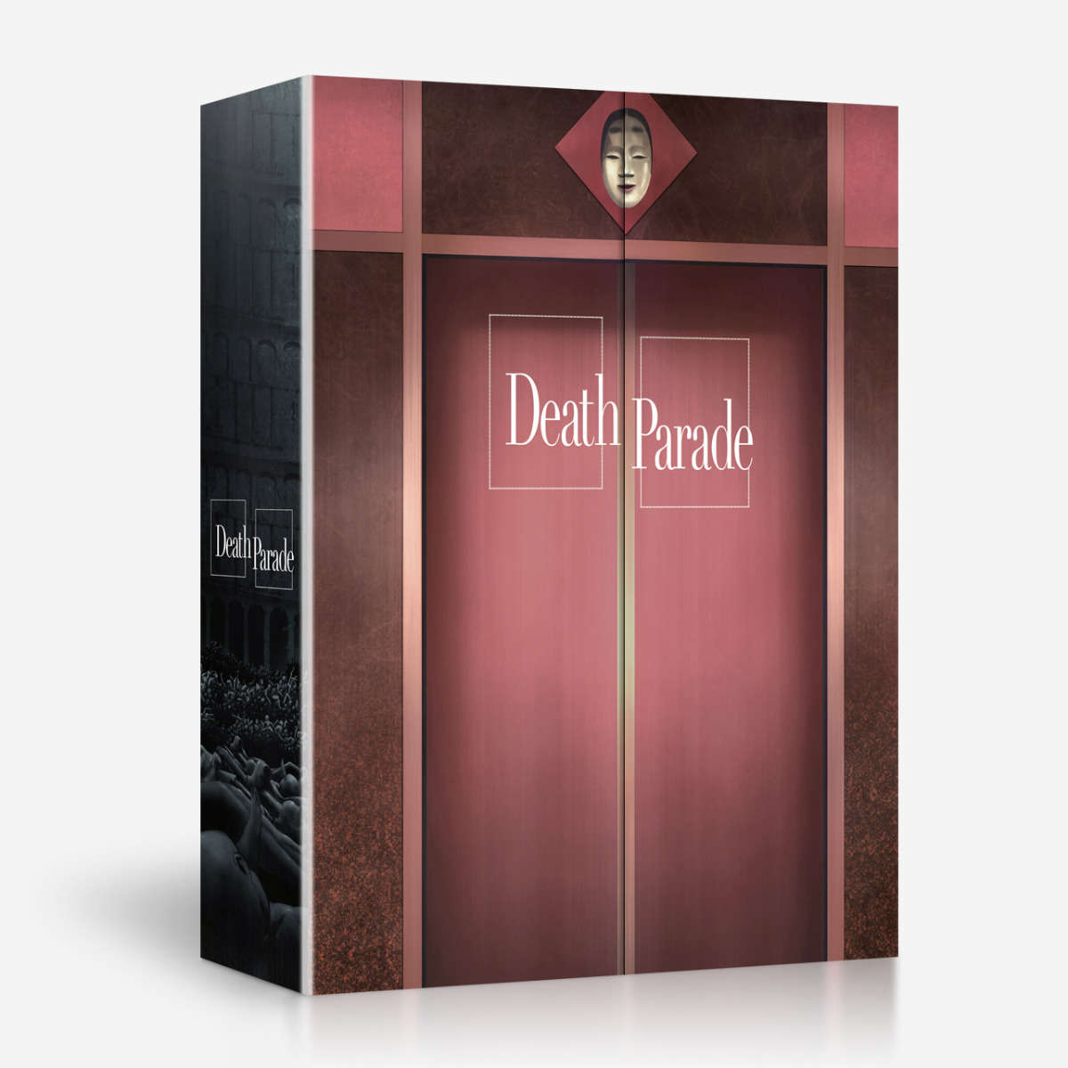 Death Parade Limited Edition Blu-ray/DVD 704400014703