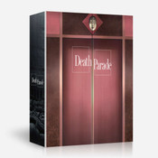 Death Parade Limited Edition Blu-ray/DVD