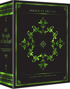 Seraph of the End Vampire Reign Collector's Edition Blu-ray/DVD