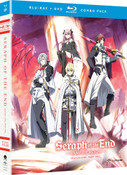 Seraph of the End Vampire Reign Season 1 Part 2 Blu-ray/DVD