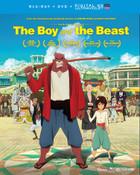 The Boy and the Beast Blu-ray/DVD + UV