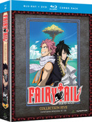 Fairy Tail Collection 5 Blu-ray DVD