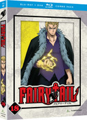 Fairy Tail Part 18 Blu-ray DVD