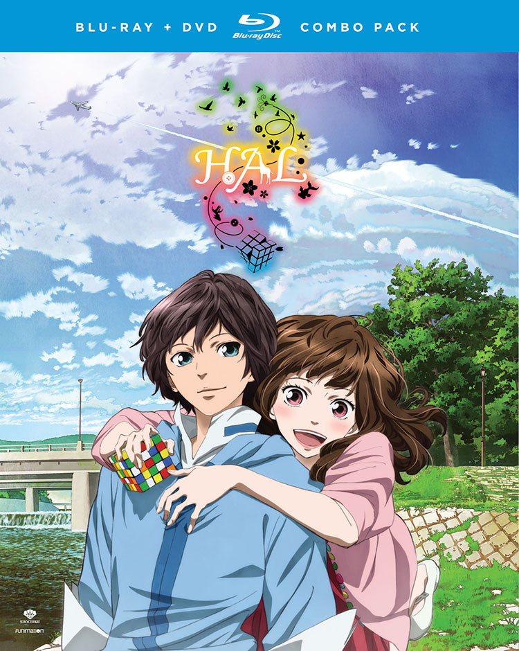 Hal Blu-ray/DVD 704400015366
