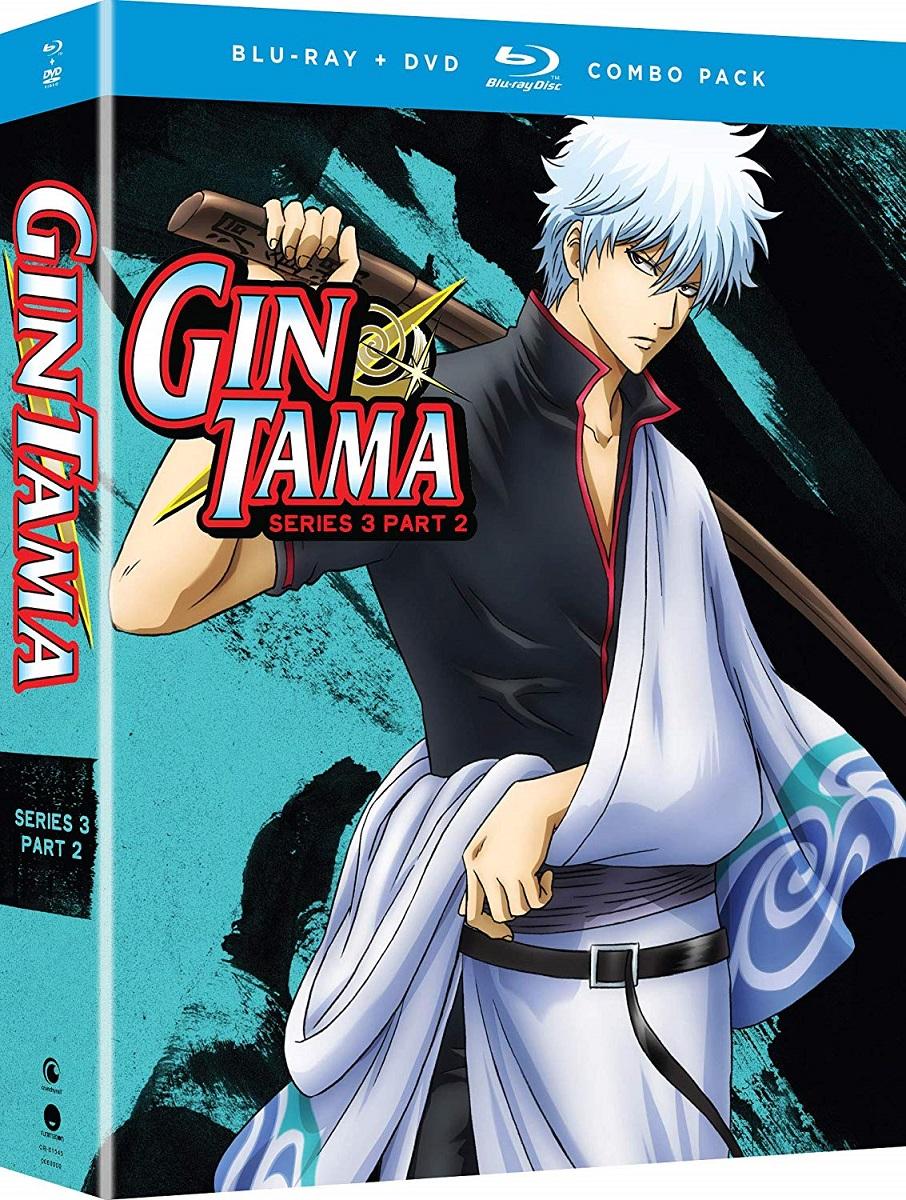Gintama Series 3 Part 2 Blu-ray/DVD