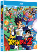 Dragon Ball Z Season 2 Blu-ray Uncut