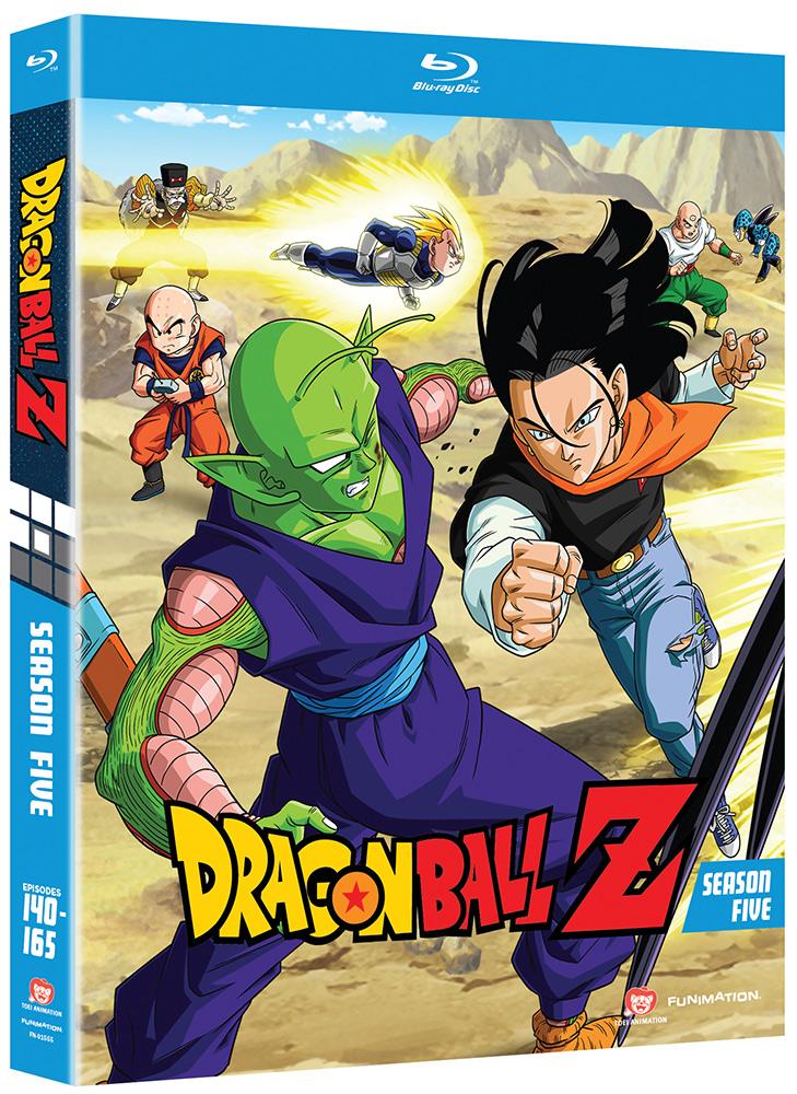 Dragon Ball Z Season 5 Blu-ray Uncut 704400015557