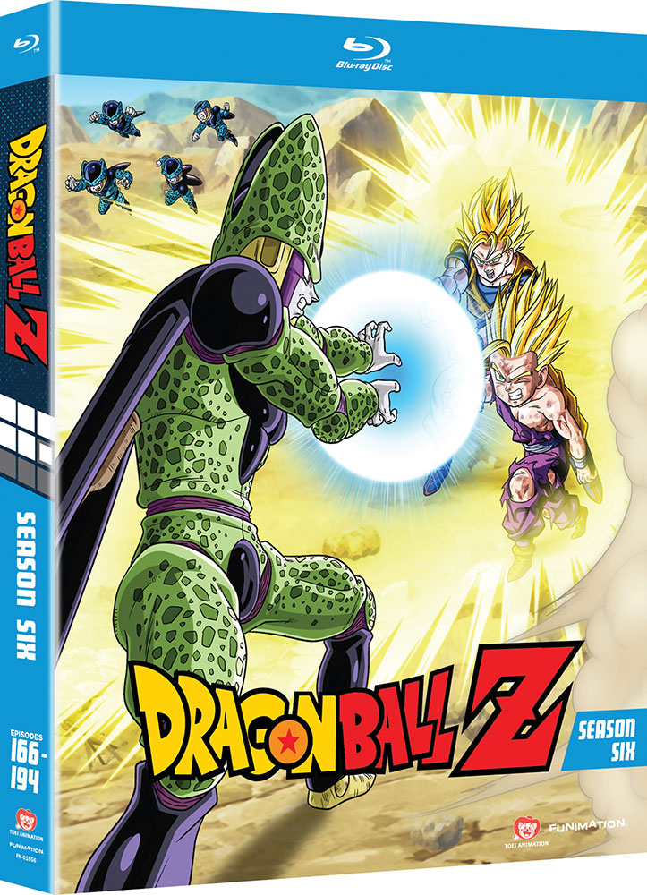 Dragon Ball Z Season 6 Blu-ray Uncut 704400015564