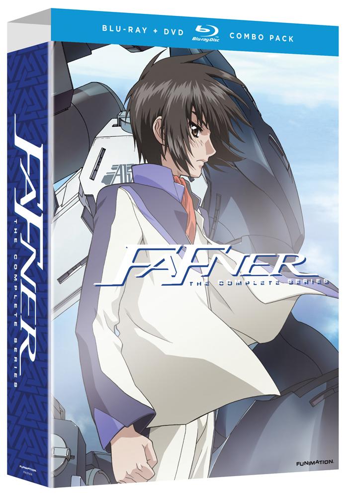 Fafner Blu-ray/DVD 704400016301