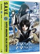 Fafner Complete Series Movie SAVE