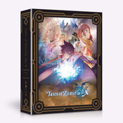 Tales of Zestiria the X Season 1 Limited Edition Blu-ray/DVD