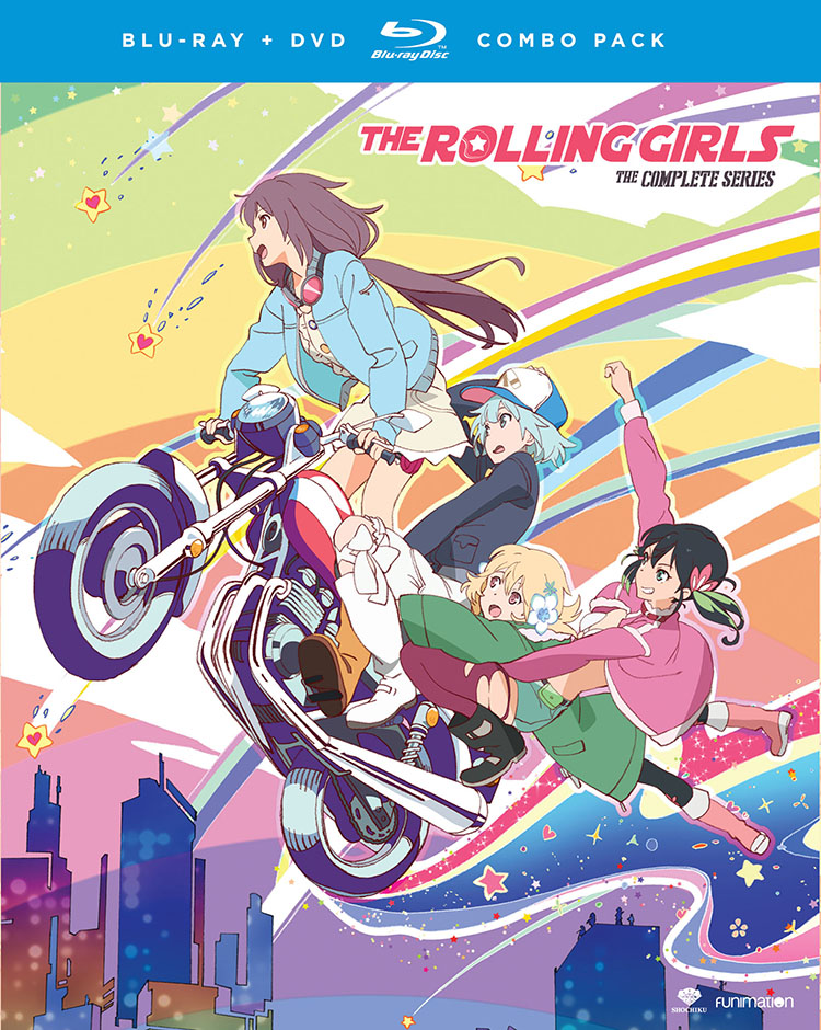 Rolling Girls Blu-ray/DVD 704400016509