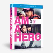 I am a Hero Blu-ray/DVD