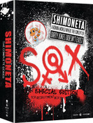 SHIMONETA Limited Edition Blu-ray/DVD