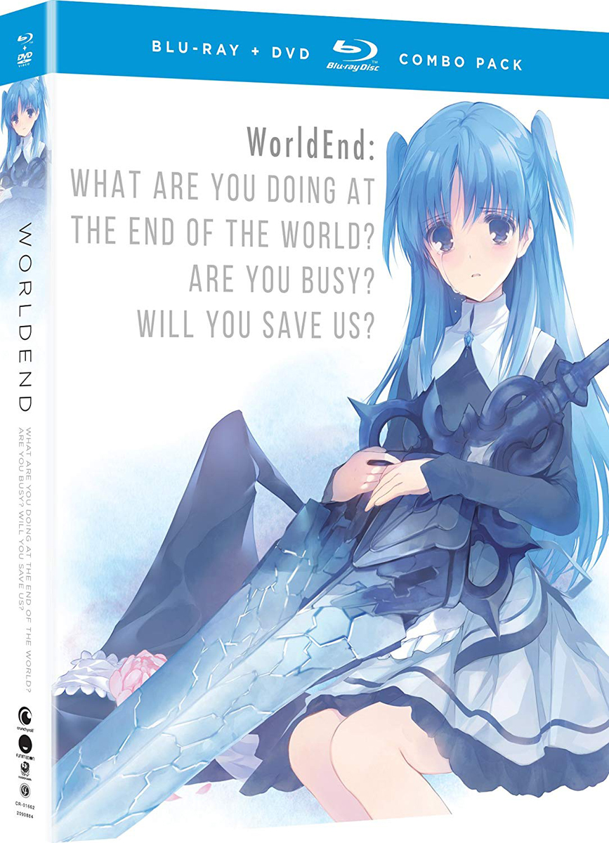 WorldEnd What Do You Do At The End Of The World? Are You Busy? Will You Save Us? Blu-ray/DVD