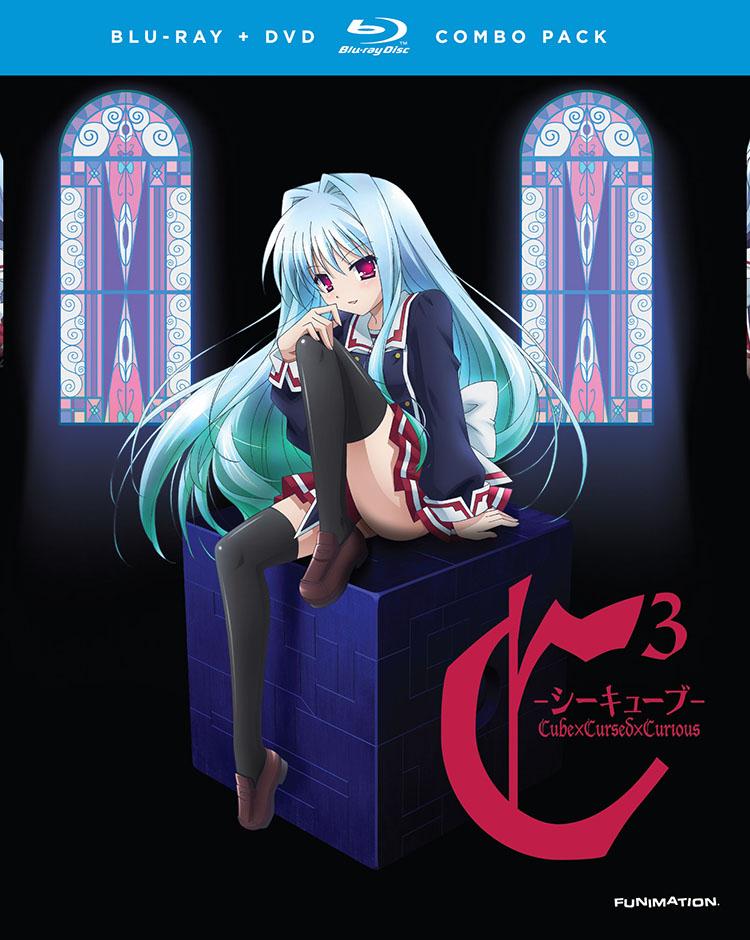 C3 Complete Series + OVA Blu-ray/DVD 704400016714