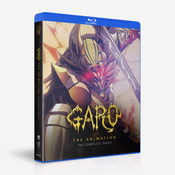 Garo The Animation Complete Series Blu-ray
