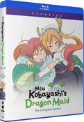 Miss Kobayashi's Dragon Maid Classics Blu-ray