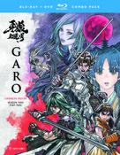 GARO The Animation Season 2 Part 2 Blu-ray/DVD