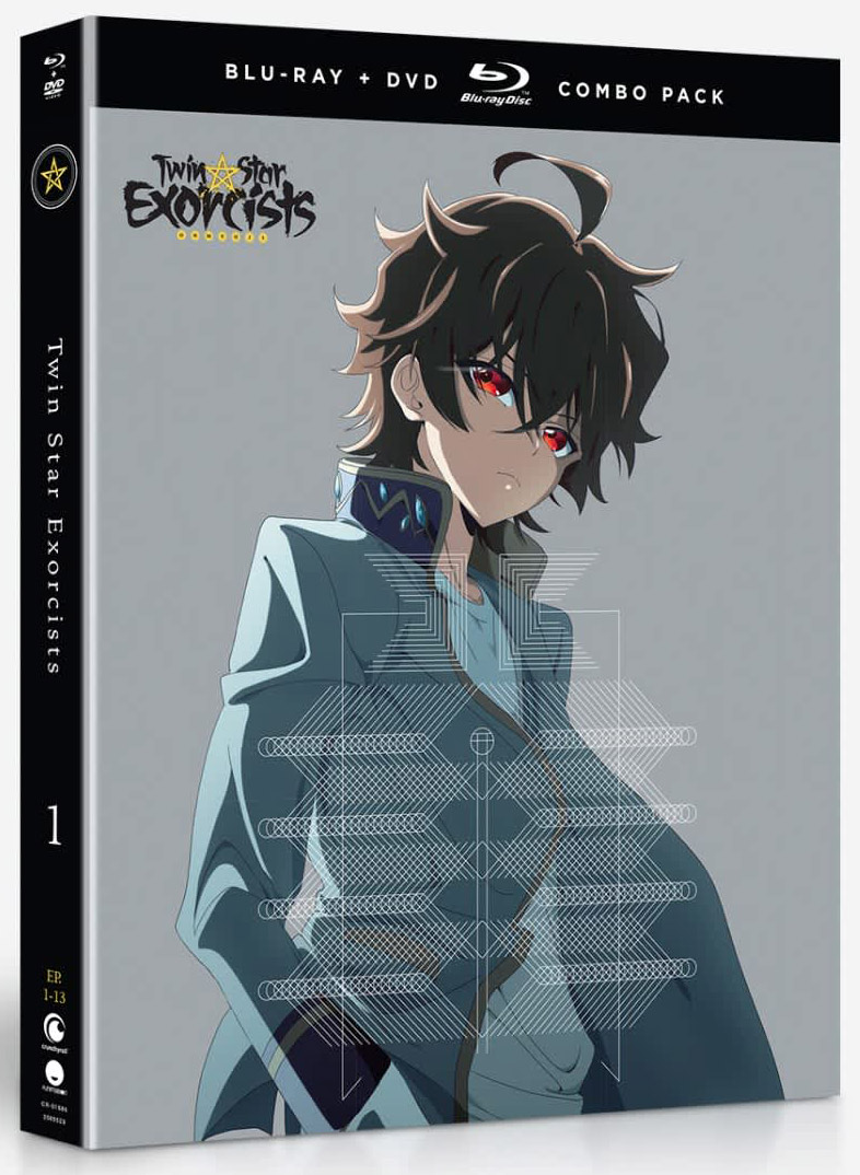 Twin Star Exorcists Part 1 Blu-ray/DVD 704400016868