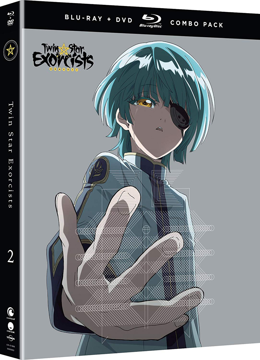 Twin Star Exorcists Part 2 Blu-ray/DVD