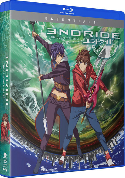 Endride Essentials Blu-ray