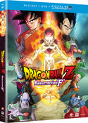 Dragon Ball Z Resurrection F Bluray