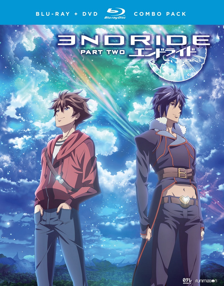 Endride Part 2 Blu-ray/DVD 704400017087