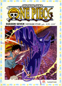 One Piece Season 7 Part 5 DVD
