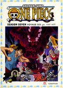One Piece Season 7 Part 6 DVD Uncut