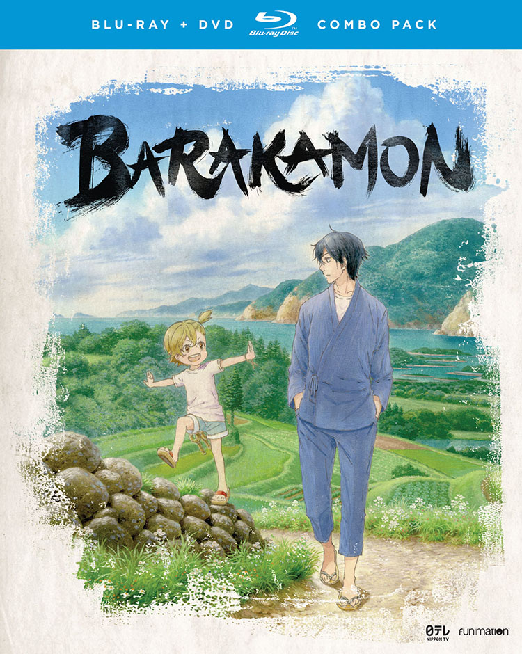 Barakamon Blu-ray/DVD 704400017209