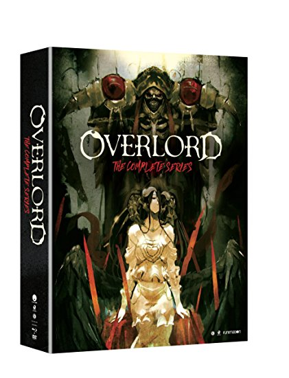 Overlord Season 1 Limited Edition Blu-ray/DVD 704400017254