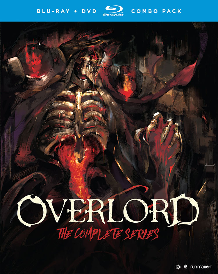 Overlord Season 1 Blu-ray/DVD 704400017261