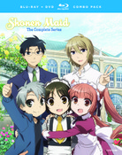 Shonen Maid Blu-ray/DVD