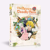 Seven Deadly Sins Season 1 Part 1 DVD