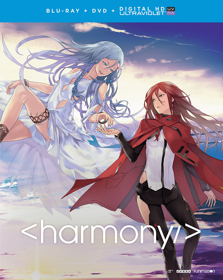 Harmony Blu-ray/DVD + UV 704400017605