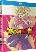 Dragon Ball Super Part 8 Blu-ray