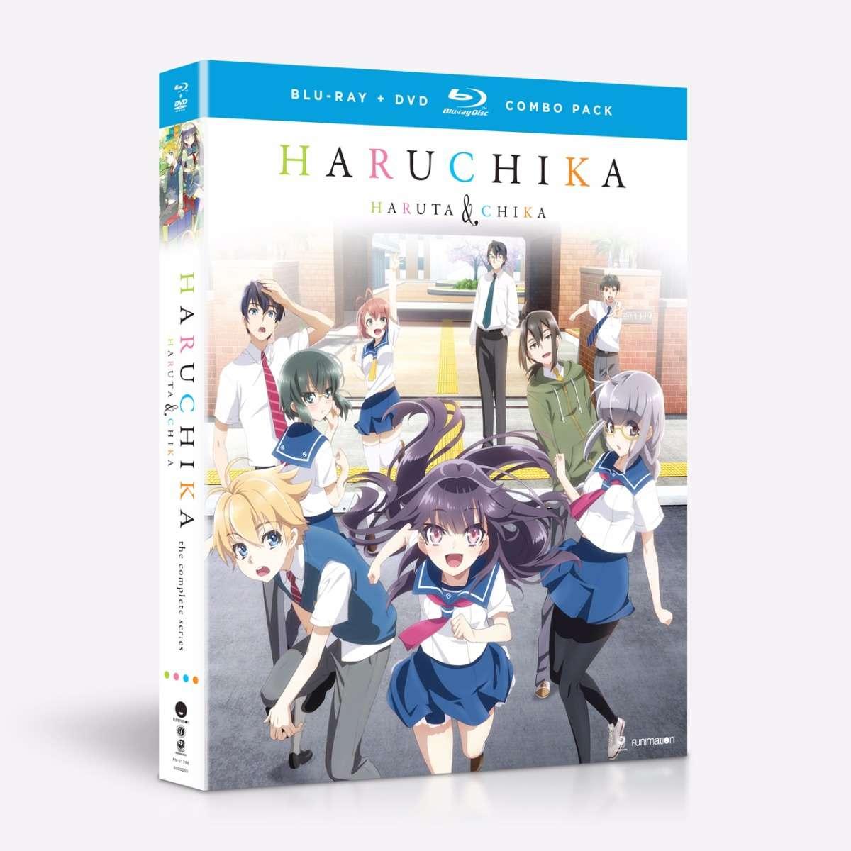 Haruchika Blu-ray/DVD 704400017865