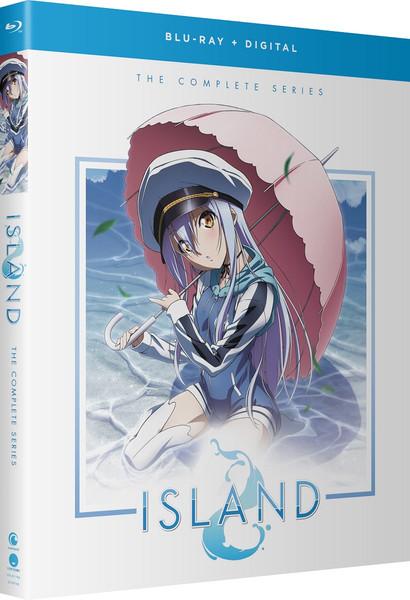 ISLAND Complete Series Blu-ray